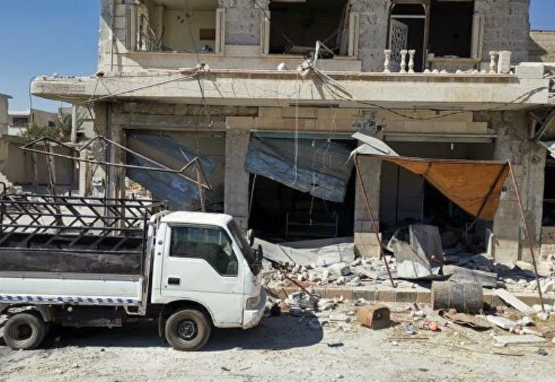 В Сирии прогремел мощный взрыв, есть погибшие и раненые