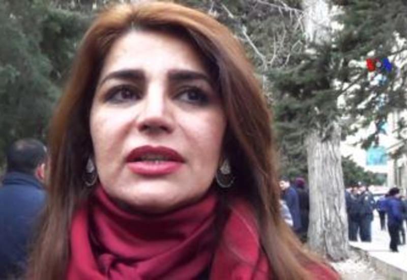 Супруга Фуада Гахраманлы: Если распространю имеющиеся у меня факты, то ПНФА развалится