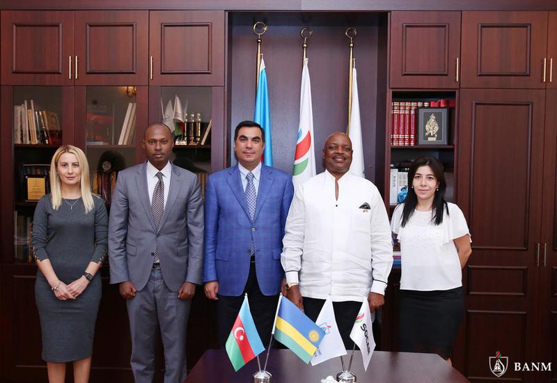 Студенты из Руанды будут обучаться в БВШН