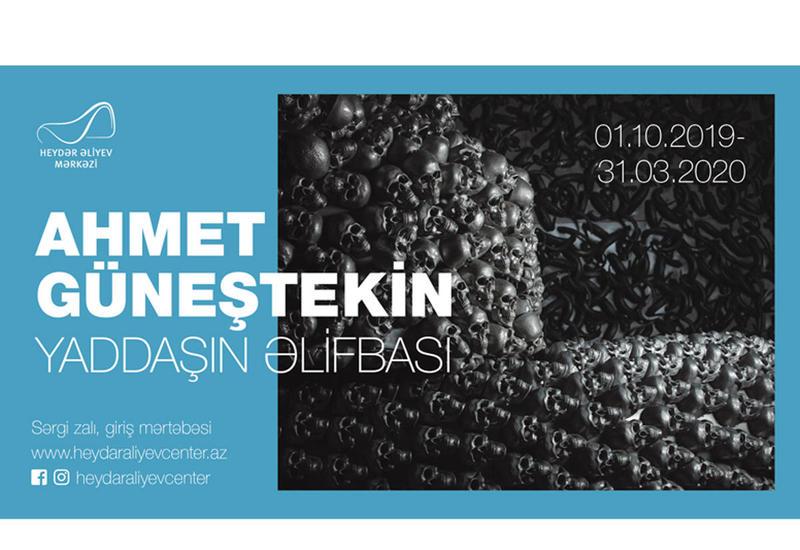 В Центре Гейдара Алиева откроется персональная выставка известного турецкого художника Ахмета Гюнештекина