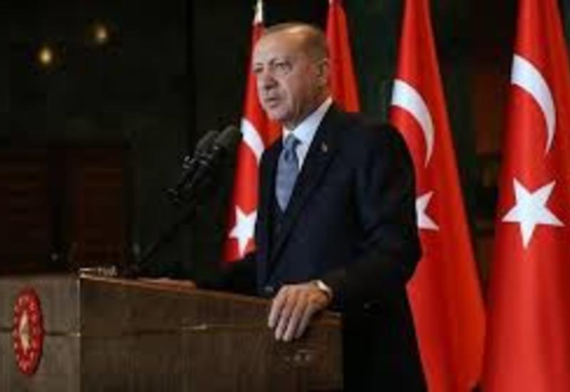Эрдоган представил в ООН план создания зоны безопасности в Сирии