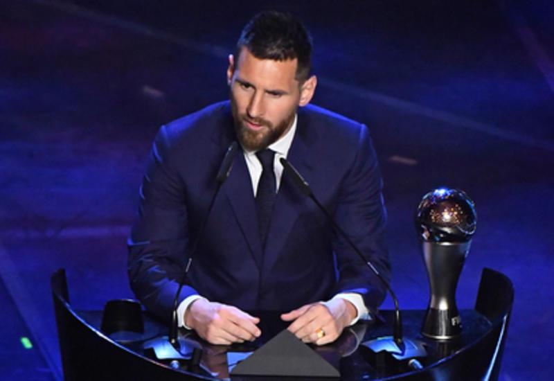 Месси проголосовал за Роналду при выборе лучшего футболиста мира