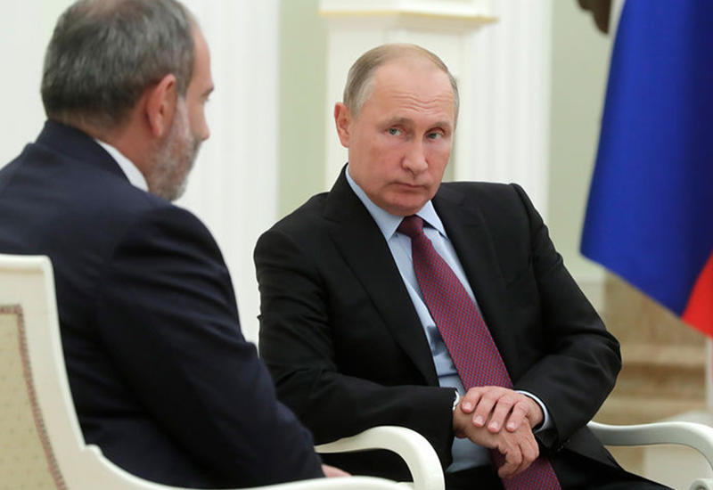 Армения попытается шантажировать Путина