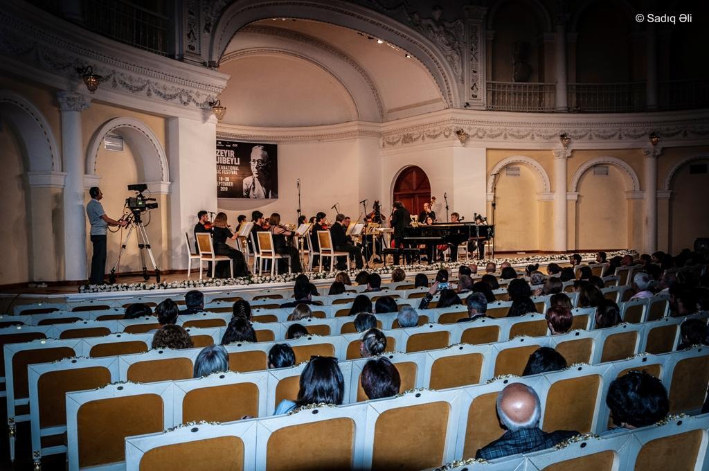 В Филармонии прошел прекрасный концерт камерного оркестра с известными солистами