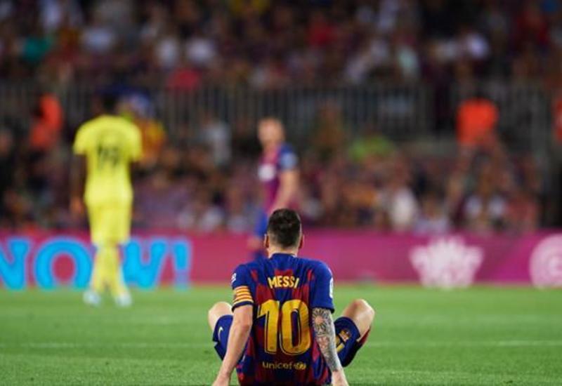 Наставник «Барселоны» поведал о травме Месси