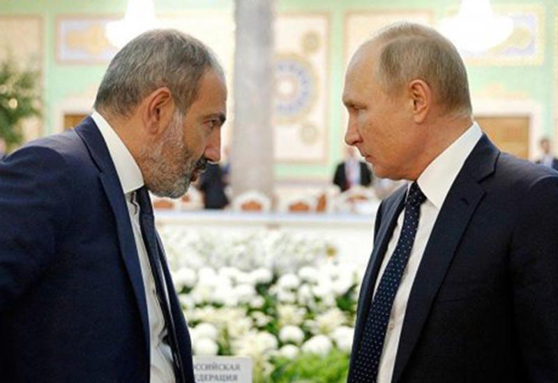 Владимир Путин будет максимально игнорировать Пашиняна