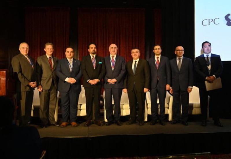 В Нью-Йорке прошел второй Каспийский бизнес-форум