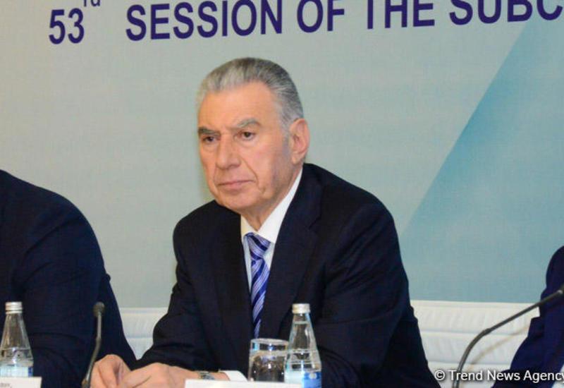Али Гасанов снят с должности