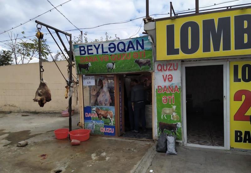 Агентство пищевой безопасности Азербайджана провело масштабные рейды