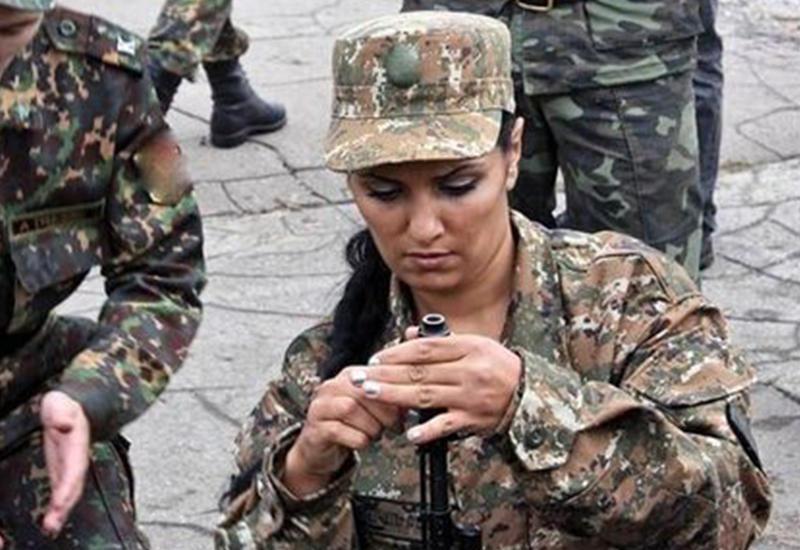 В Армении могут ввести обязательный призыв в армию для женщин - мужчин не осталось
