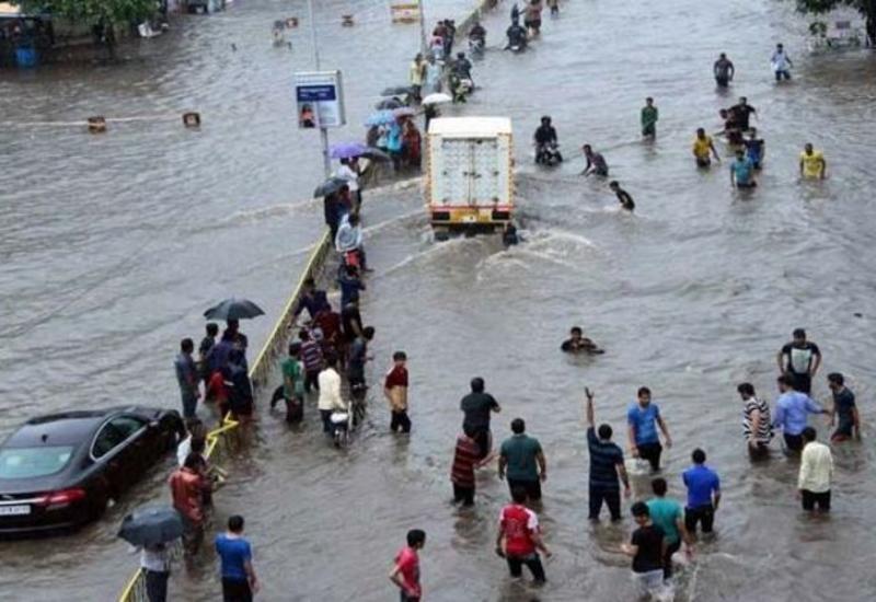 Ливни в Индии, есть погибшие