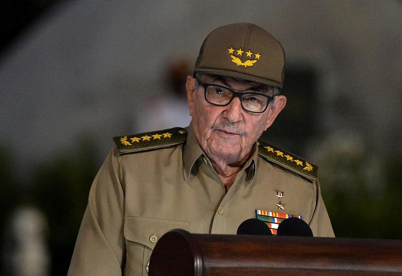 Рауль Кастро попал под санкции США