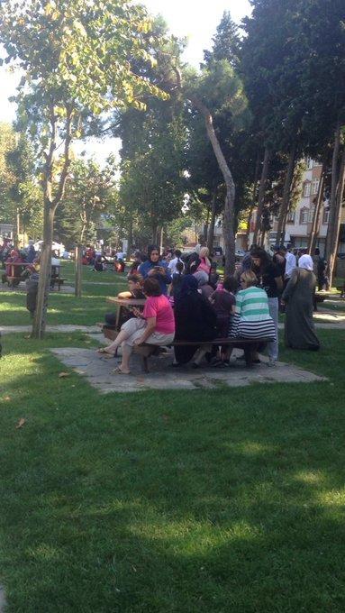В Стамбуле произошло мощное землетрясение, есть пострадавшие