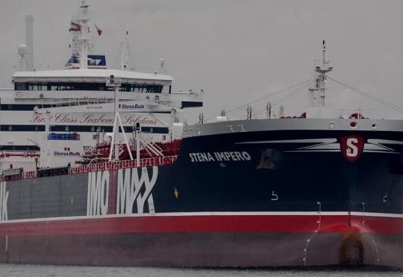 Иран отпустил британский танкер