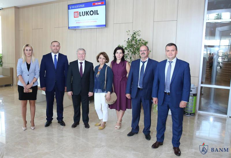 БВШН начала сотрудничать с компанией «ЛУКОЙЛ»