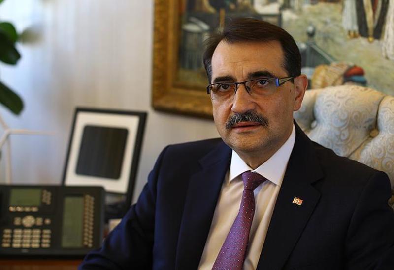 Министр: TANAP - один из важных энергетических проектов для Турции