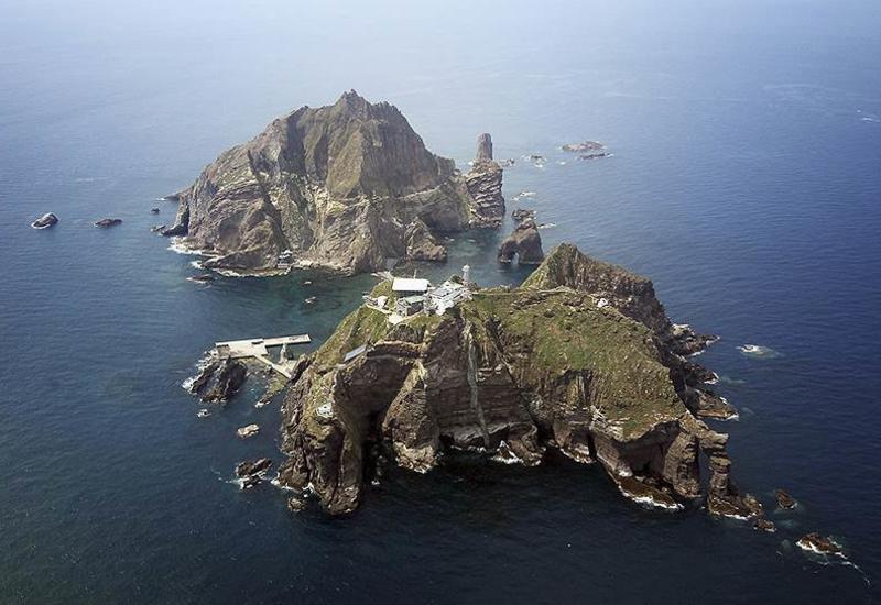Южная Корея выразила протест Японии в связи с притязаниями на острова Токто