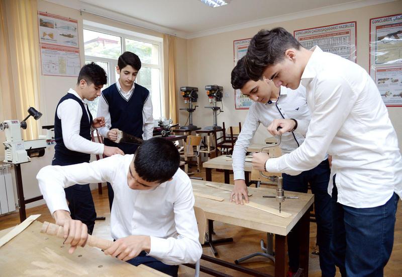 Peşə təhsili üzrə imtahanın keçirilmə QAYDASI müəyyənləşdi