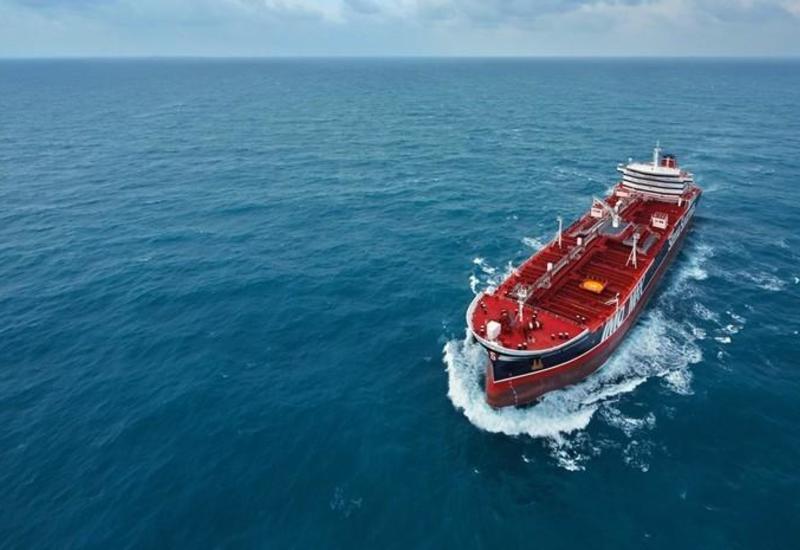 Танкер Stena Impero вышел из иранского порта