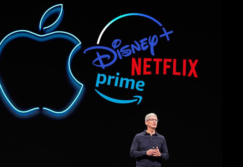 Apple планирует показывать свои фильмы в кинотеатрах