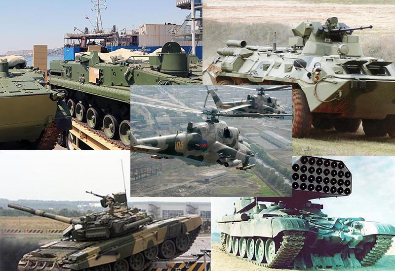Россия продаст Азербайджану все, что ему нужно