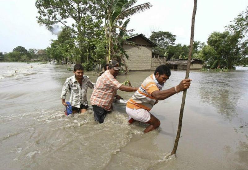 Сильные ливни в Индии унесли жизни более 70 человек