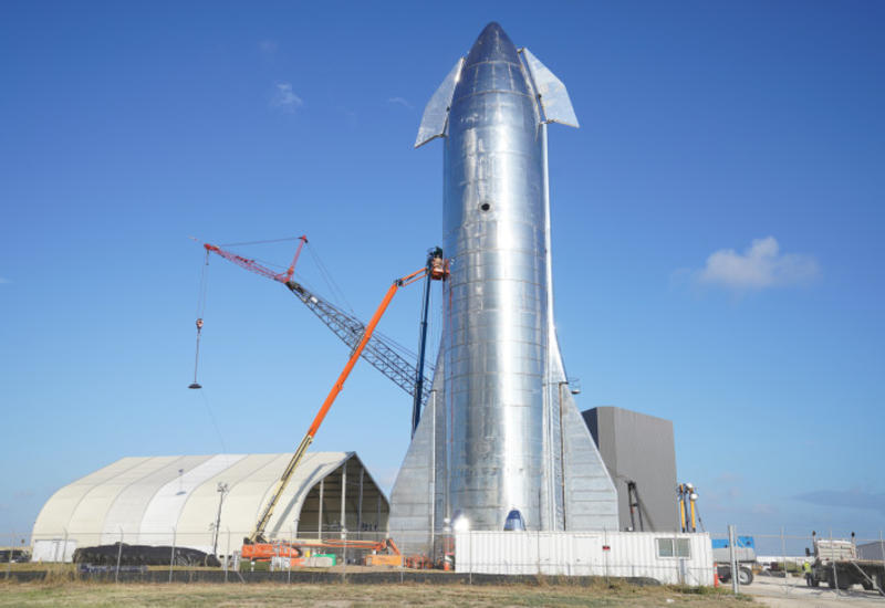 Стало известно, когда SpaceX выведет на орбиту корабль Starship