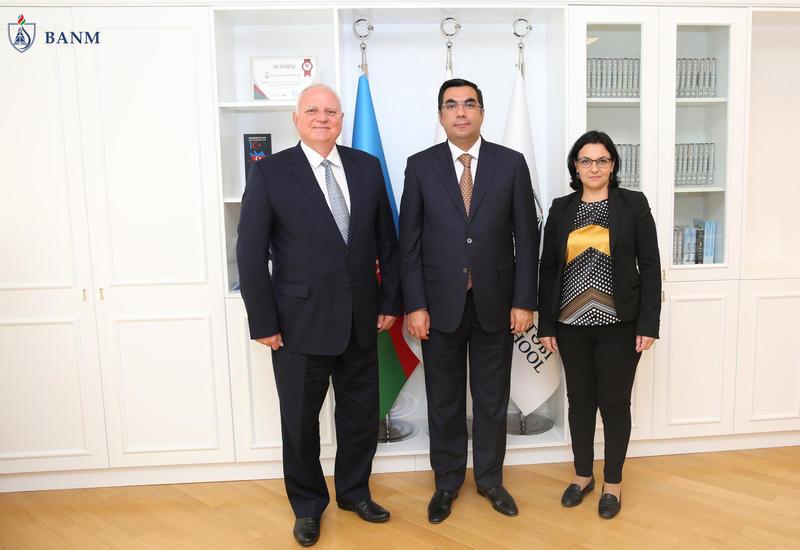 БВШН и Русенский университет Болгарии обсудили вопросы совместной подготовки специалистов на уровне магистратуры