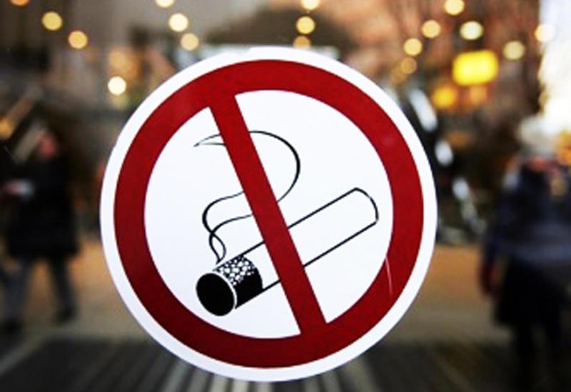 В Азербайджане вновь подняли вопрос о запрете на курение в закрытых помещениях