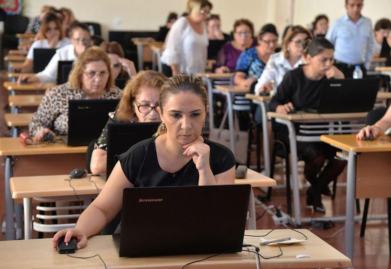 Экзамены по приему учителей на работу в Азербайджане будут контролировать и студенты