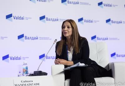 Президент Ильхам Алиев создал новый Азербайджан - Гюльнара Мамедзаде