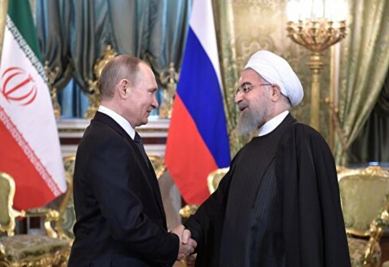 Путин назвал темы предстоящей встречи с Роухани