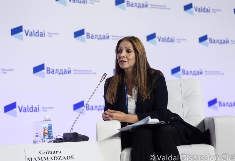 Гюльнара Мамедзаде: Если сейчас остановиться на полпути, конфликт в Карабахе никогда не будет закончен