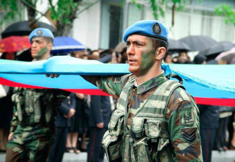 Успехи азербайджанской армии за месяц