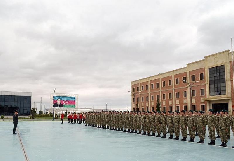 Азербайджанские военнослужащие вернулись с учений Saber Junction -19 в Баку