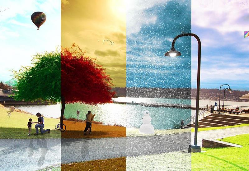 Опубликовано точное время смены времен года в Азербайджане в 2020 году