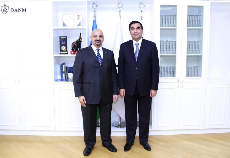 БВШН начала сотрудничество с компанией Aramco Overseas