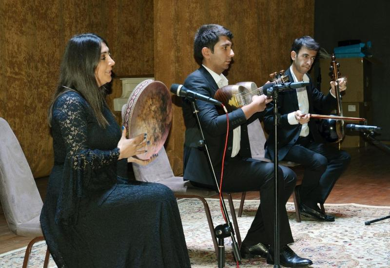 """В Баку прошел концерт в рамках проекта """"Путешествие в мир мугама"""""""