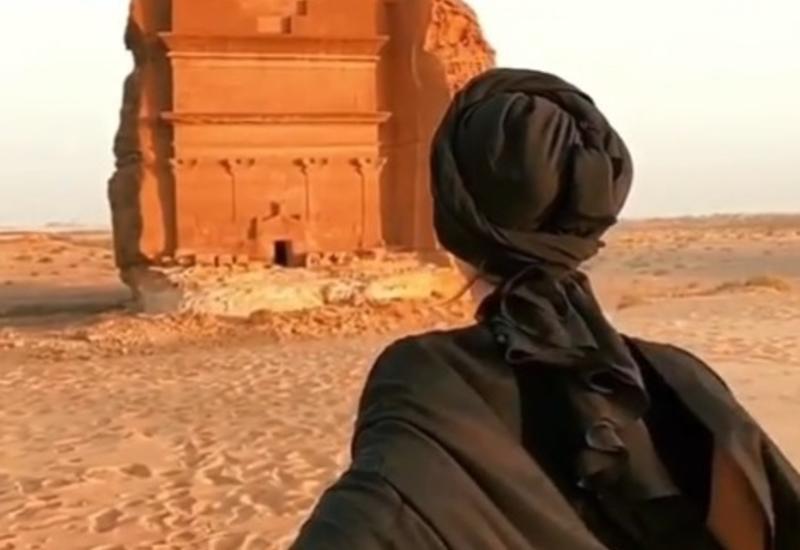 #Followmeto в Саудовской Аравии