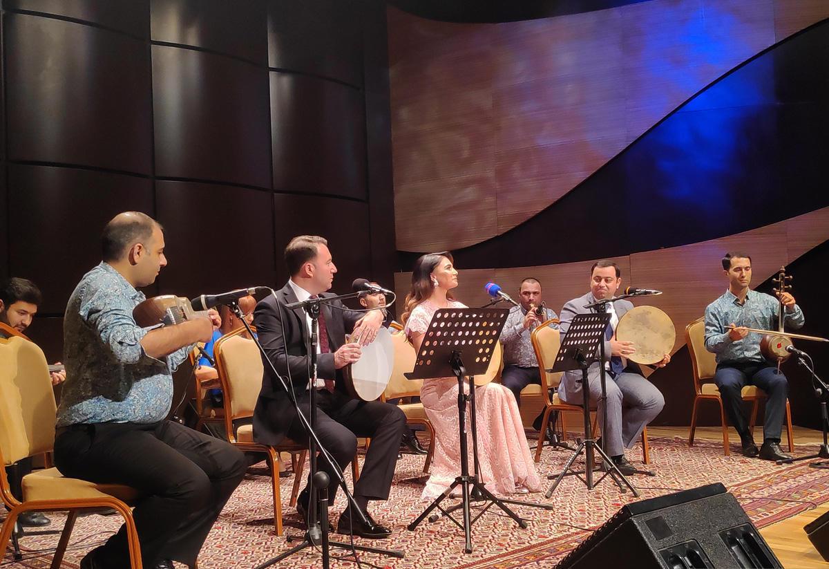 """В Центре мугама прошел первый концерт проекта """"Вечера мугама"""""""