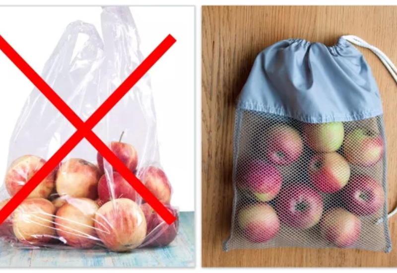 Бумага против пластика: Азербайджан готовится избавиться от полиэтиленовых пакетов