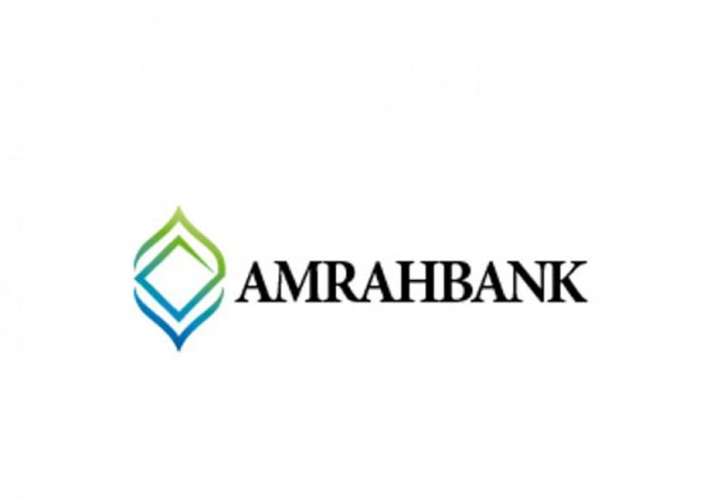 Процентный доход Amrahbank увеличился на 45,3% (R)