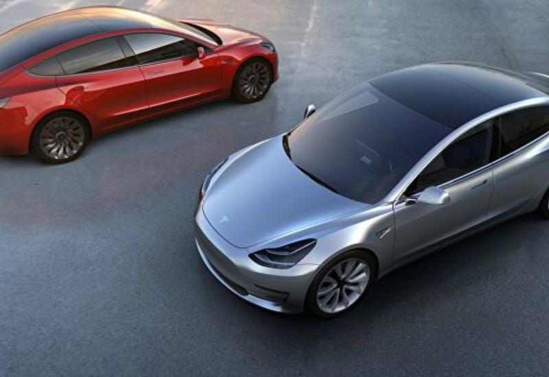 Поставки автомобилей Tesla обновили рекордные показатели