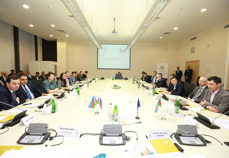 Азербайджан и Россия обмениваются опытом в сфере малого и среднего бизнеса