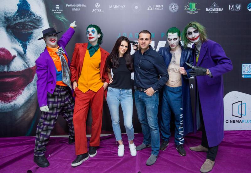 """В CinemaPlus прошел показ фильма """"Джокер"""""""