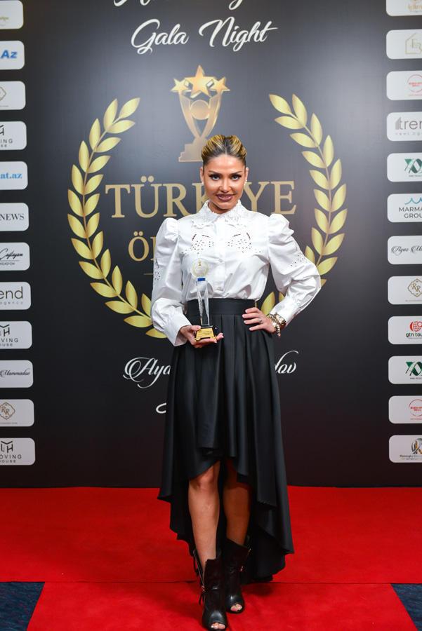 В Баку прошла церемония награждения премии Türkiye Ödülleri 2019