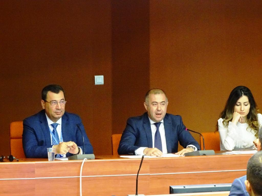 В СЕ отметили 100-летие предоставления избирательного права женщинам в Азербайджане