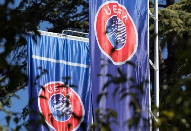 Азербайджан направил жалобу в УЕФА из-за армянской провокации