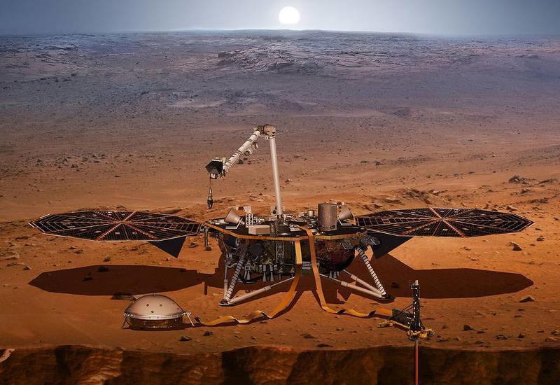Эксперты NASA рассказали о новых планах по спасению бура зонда InSight