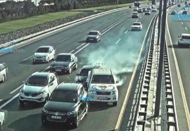 Тяжелое ДТП на аэропортовской дороге